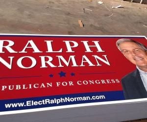 Ralph Norman Republican Outdoor Signs